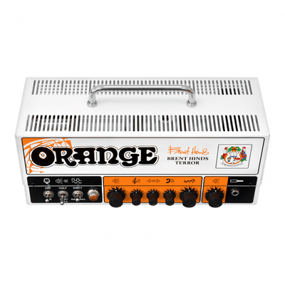 Orange Brent Hinds Terror 15 Watt Guitar Amp Head