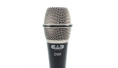 CAD Audio D90 Supercardioid Dynamic Microphone