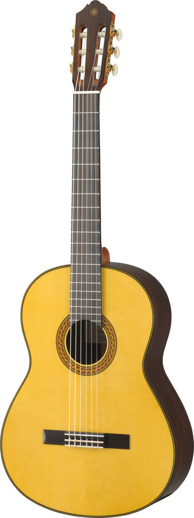 Yamaha CG192S Solid European Classical Guitar