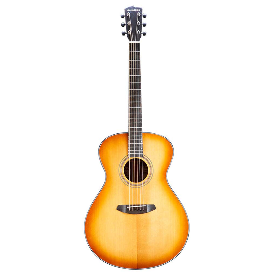 Breedlove Organic Series Signature Concerto All Solid Torrefied European Spruce/African Mahogany Acoustic Electric Gutiar