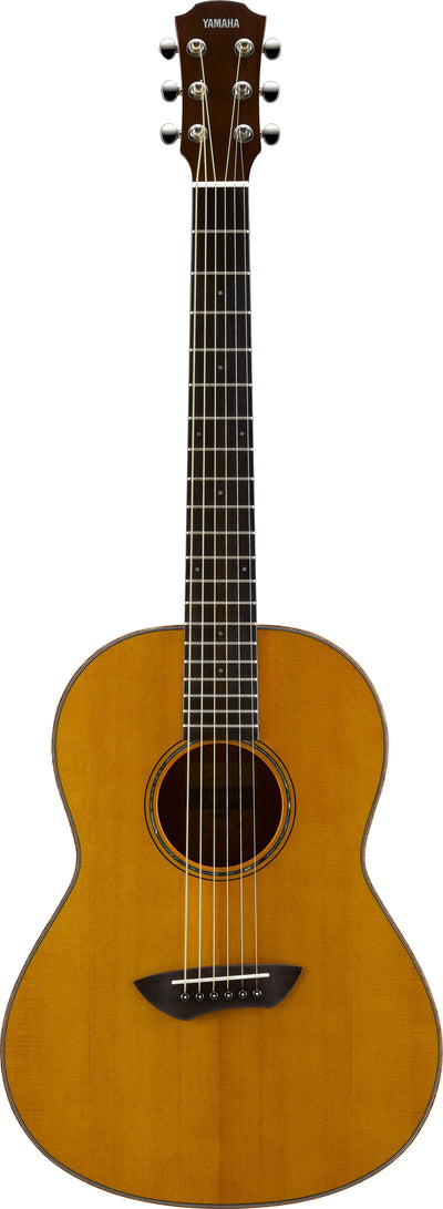 Yamaha CSF3M Parlor Acoustic Electric Guitar Vintage Natural