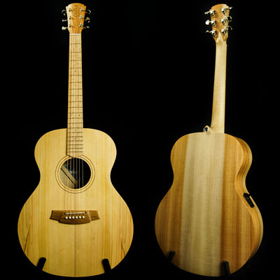 Cole Clark CCAN1EBM Angel Series 1 Solid Bunya Top and Queensland Maple Back and Sides Acoustic Electric Guitar