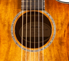 Breedlove Pursuit Exotic Concerto CE Prairie Burst All Myrtlewood Acoustic Electric Guitar