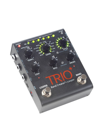 Digitech Trio+ Band Creator and Looper Pedal