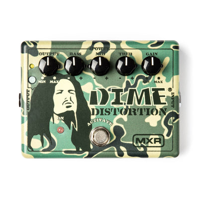 MXR Dimebag Darrel Dime Distortion Pedal DD11