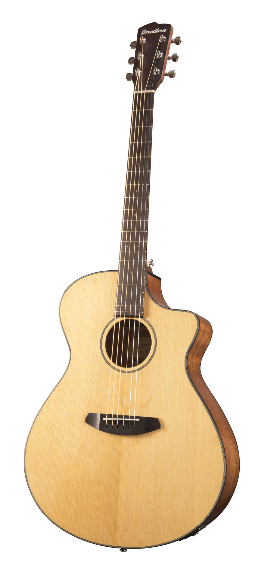 Breedlove Discovery Concerto CE Acoustic Electric Guitar