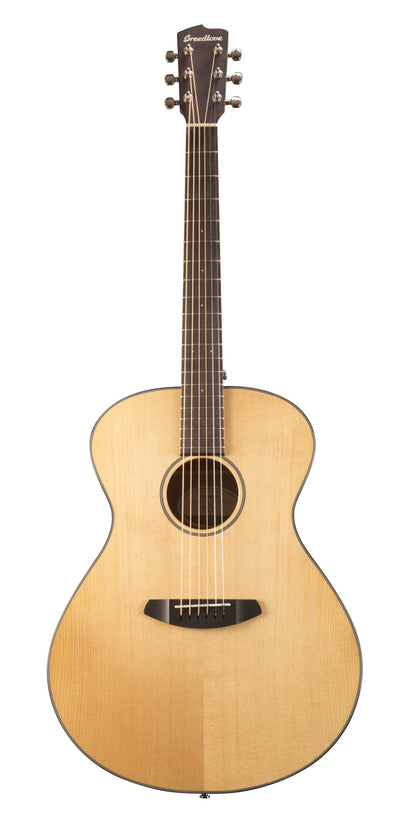 Breedlove Discovery Concerto Sitka Spruce/Mahogany Acoustic Guitar - Includes Gig Bag