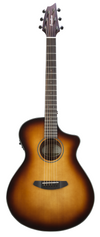 Breedlove Discovery Concert Cutaway Sunburst Acoustic Electric Guitar