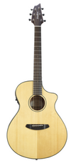 Breedlove Discovery Concert CE Sitka Spruce/Mahogany Acoustic Electric Guitar - Includes Gig Bag