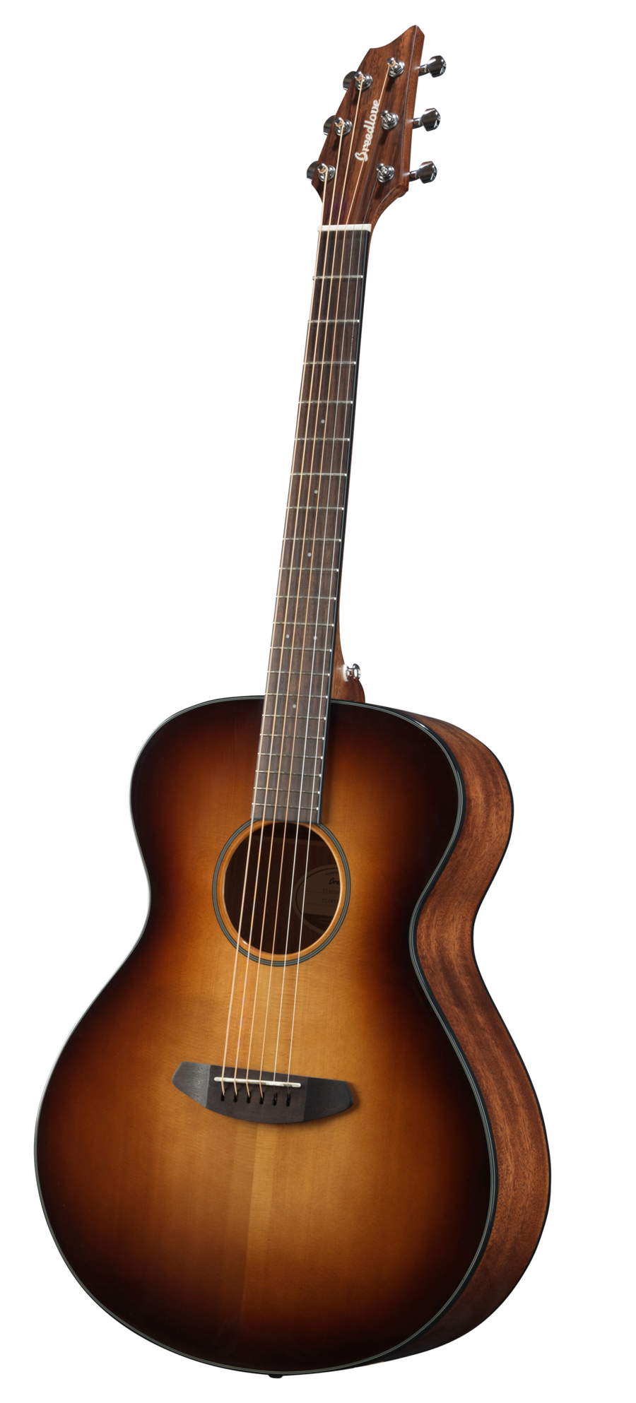 Breedlove Discovery Concert Sunburst Sitka Spruce/Mahogany Acoustic Guitar