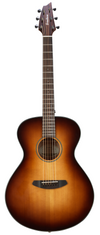 Breedlove Discovery Concert Sunburst Sitka Spruce/Mahogany Acoustic Guitar - Includes Gig Bag