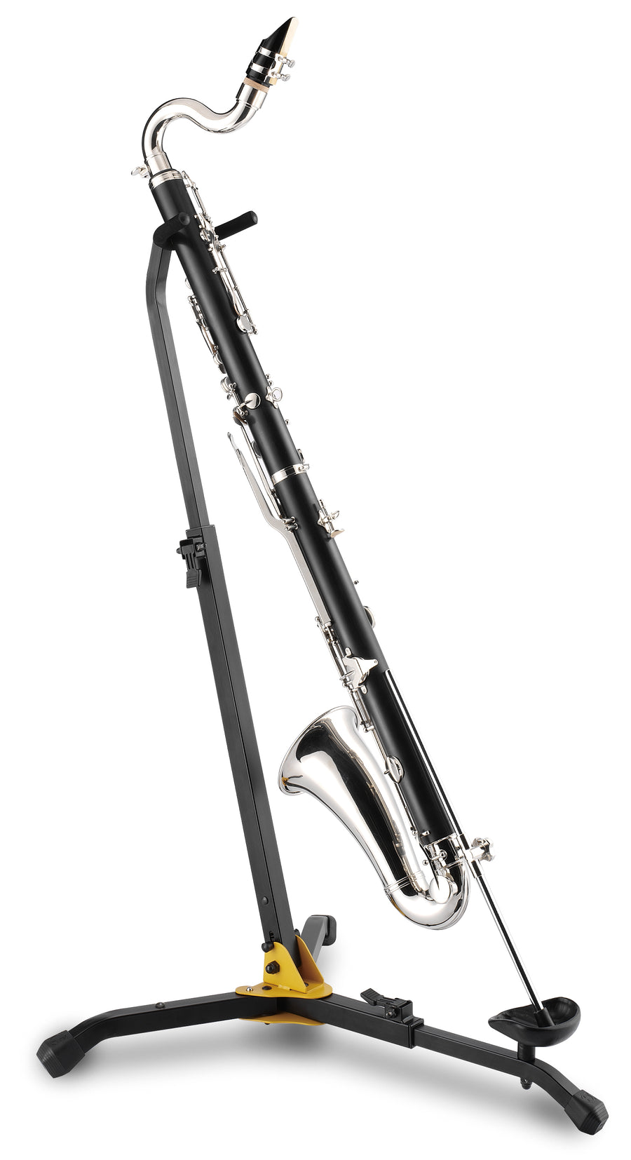 Hercules Bass Clarinet/Bassoon Stand DS561B