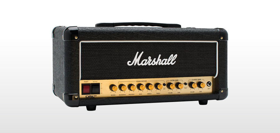 Marshall DSL20HR 20w Tube Head