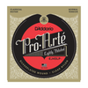 D'Addario EJ45LP Normal Tension, Lightly Polished Nylon Classical Guitar Strings