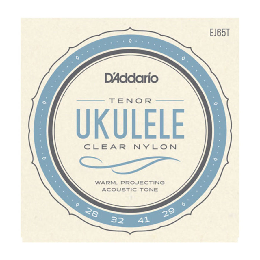 D'Addario Pro-Arte EJ65T Custom Extruded Tenor Ukulele Strings