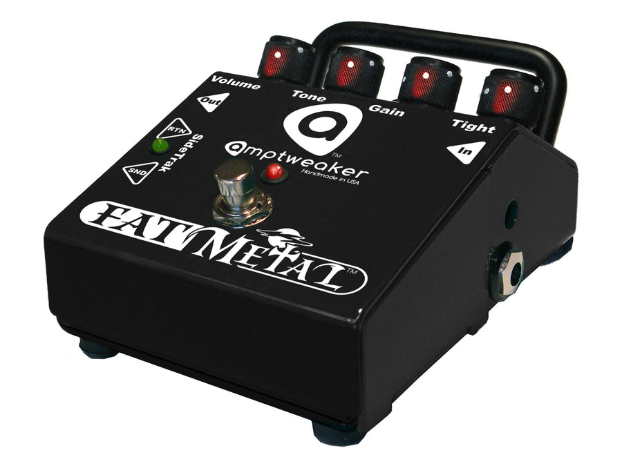 Amptweaker FatMetal Distortion Pedal