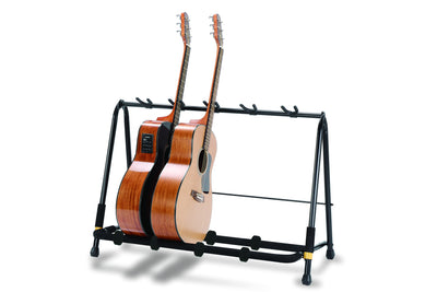 Hercules 5 Guitar Display Rack GS525B