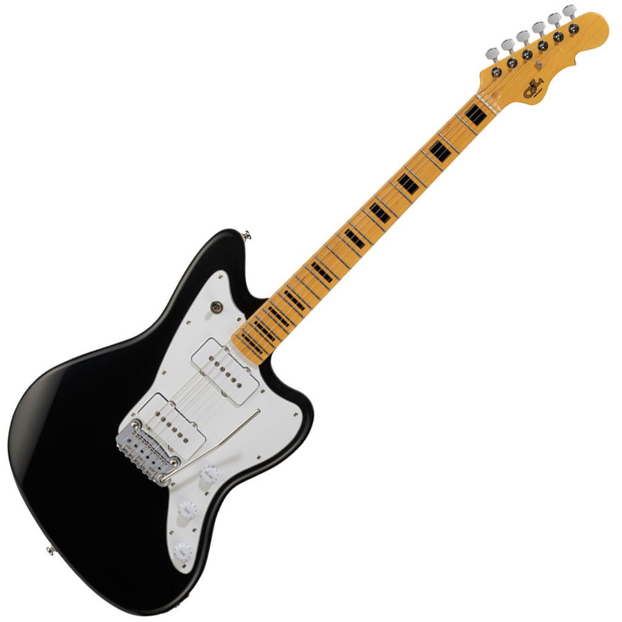 G&L Tribute Series Doheny -Jet Black-
