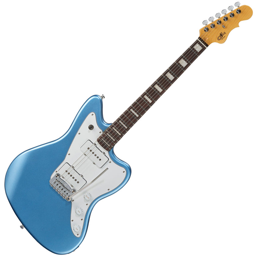 G&L Tribute Series Doheny -Lake Placid Blue-