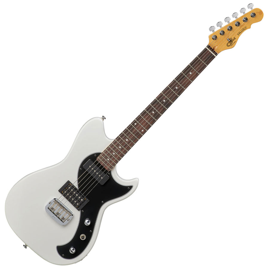 G&L Tribute Series Fallout -Alpine White-