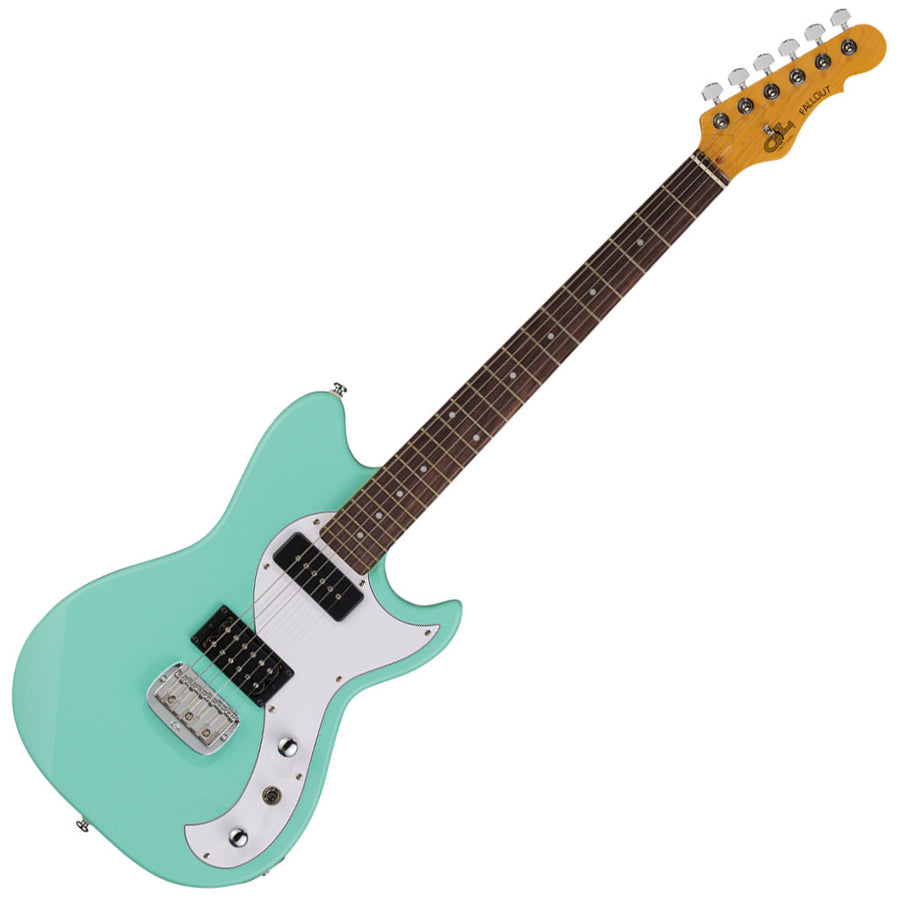 G&L Tribute Series Fallout -Mint Green-