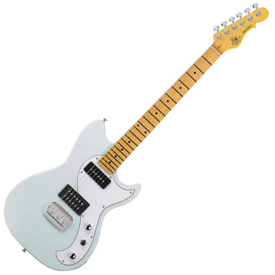 G&L Tribute Series Fallout -Sonic Blue-