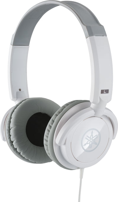 Yamaha HPH100 White Headphones