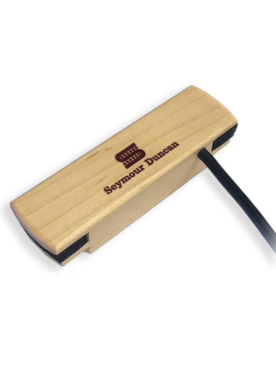 Seymour Duncan Woody HC Hum Cancelling Acoustic Soundhole Pickup - Maple