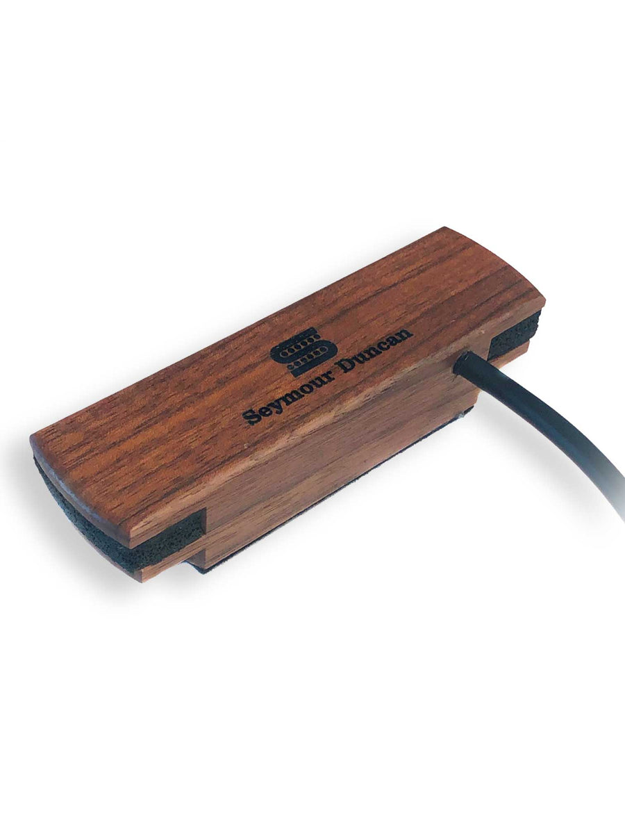 Seymour Duncan Woody HC Hum Cancelling Acoustic Soundhole Pickup - Walnut