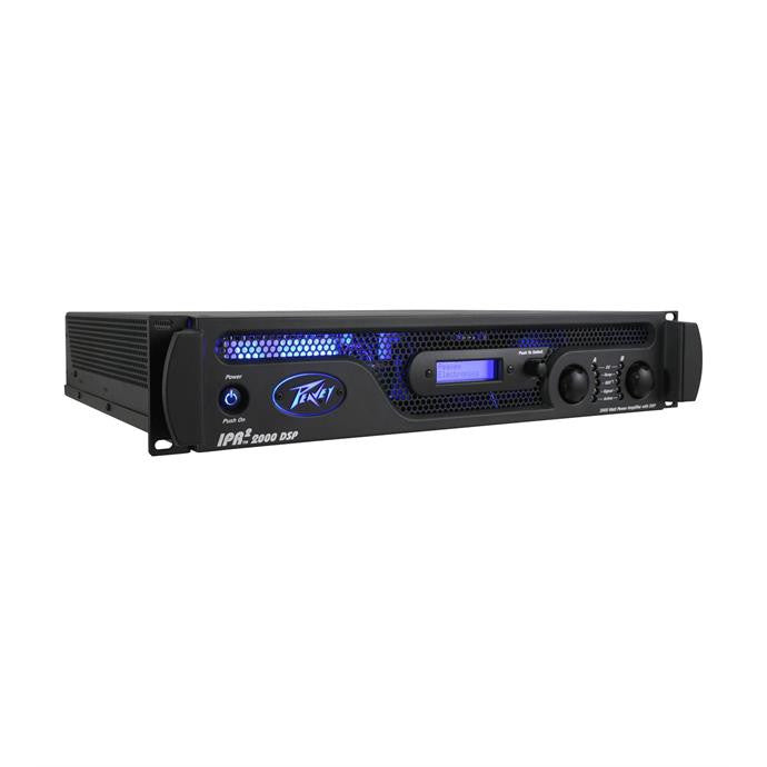 Peavey IPR2 2000 DSP Power Amp