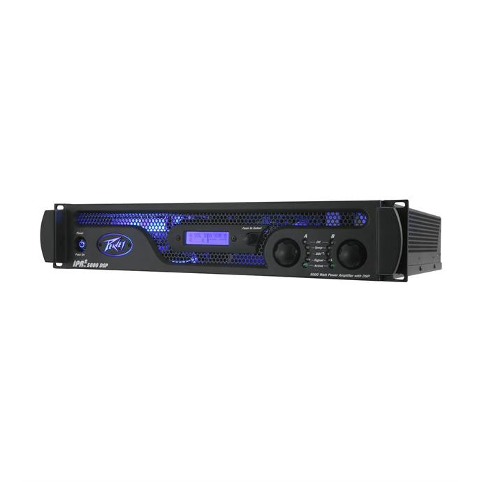 Peavey IPR2 5000 DSP Power Amp