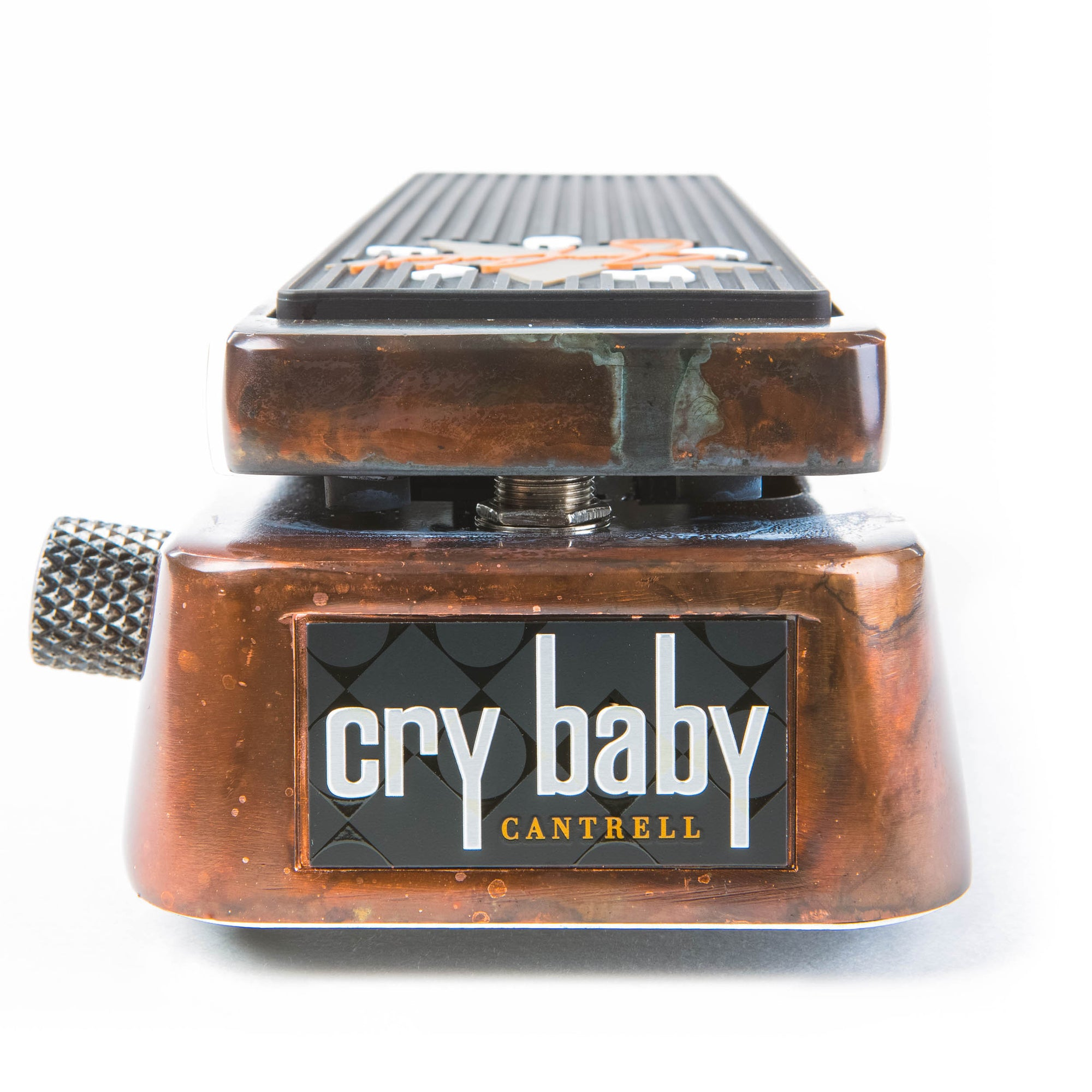 Dunlop JC95 Jerry Cantrell Signature Cry Baby Wah Pedal Jim Dunlop ...