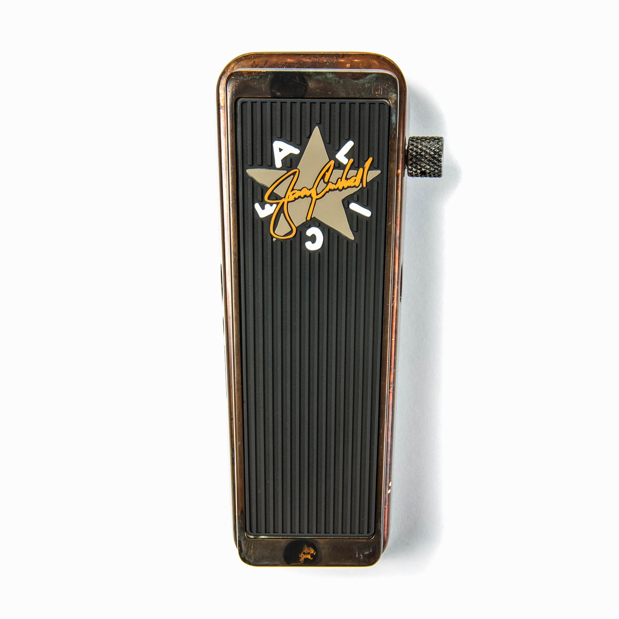 Dunlop JC95 Jerry Cantrell Signature Cry Baby Wah Pedal