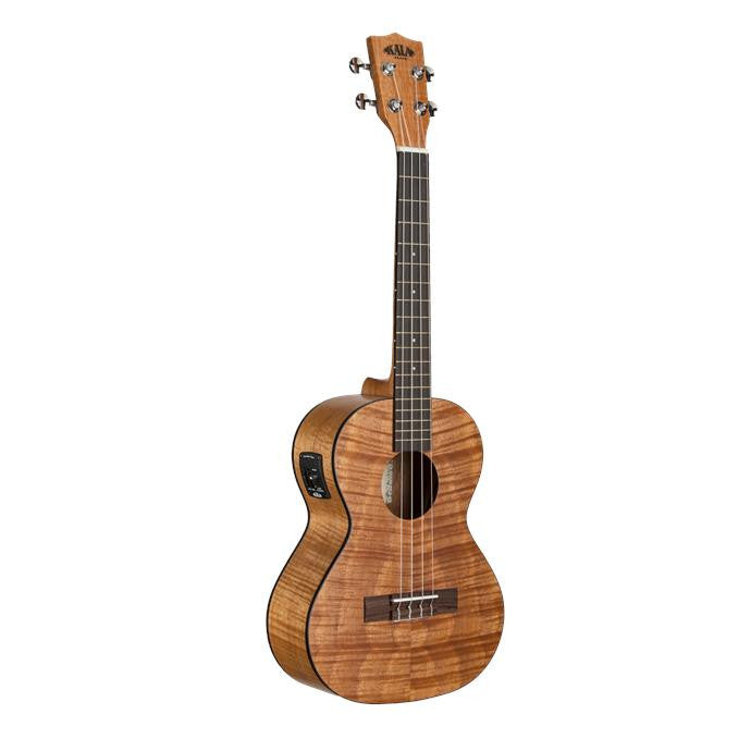 Kala KA-TEME Exotic Mahogany Tenor Ukulele with Pickup