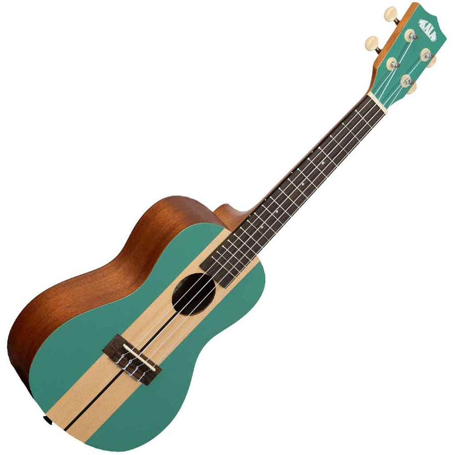 Kala Surf Series Concert Ukulele with Wipeout Design