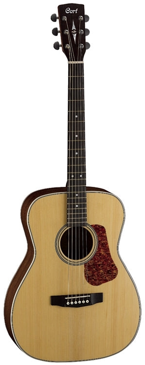 Cort Luce Series L100C Solid Top Concert Acoustic Guitar
