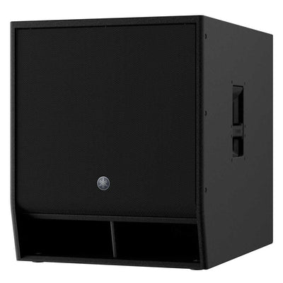 Yamaha DXS18XLF-D Powered Subwoofer Equipped with Dante