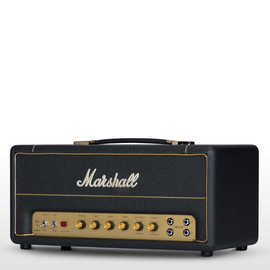 Marshall SV20H Studio Vintage 20 Watt Tube Plexi Head