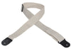 "Levy's 2"" Polypropylene Guitar Strap M8POLY-GRY"