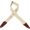 "Levy's 2"" Cotton Guitar Strap MC8IGN-002"