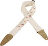 "Levy's MC8U-005 Blair Series 2"" Cotton Guitar Strap"