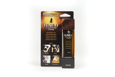 Music Nomad MN106 Tune It - Lubricant for Nut, Saddle, Bridge, String Guide