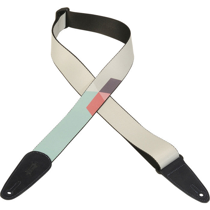 "Levy's 2"" Polyester Guitar Strap MPSDS2-001"