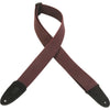 "Levy's 2"" Tweed Guitar Strap MT8-BRG"