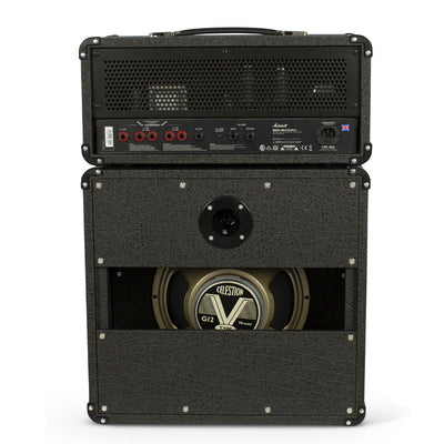 Marshall Limited Edition SC20H Electric Guitar Head and SC112 Cabinet in Stealth