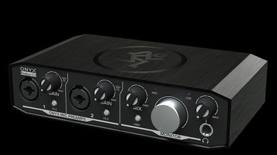 Mackie Onyx Producer 2x2 USB Audio Interface w/MIDI