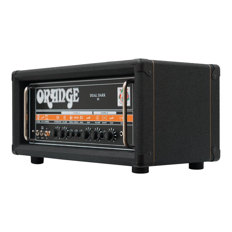 Orange Dual Dark 50 Watt Guitar Amp Head
