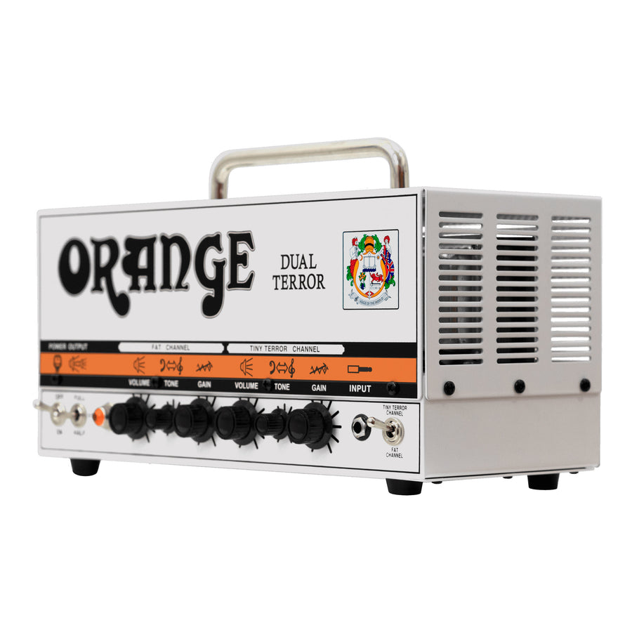 Orange Dual Terror 30/15/7 Watt Guitar Amp Head
