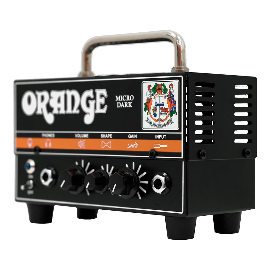Orange Micro Dark 20 Watt Hybrid Guitar Amp Head