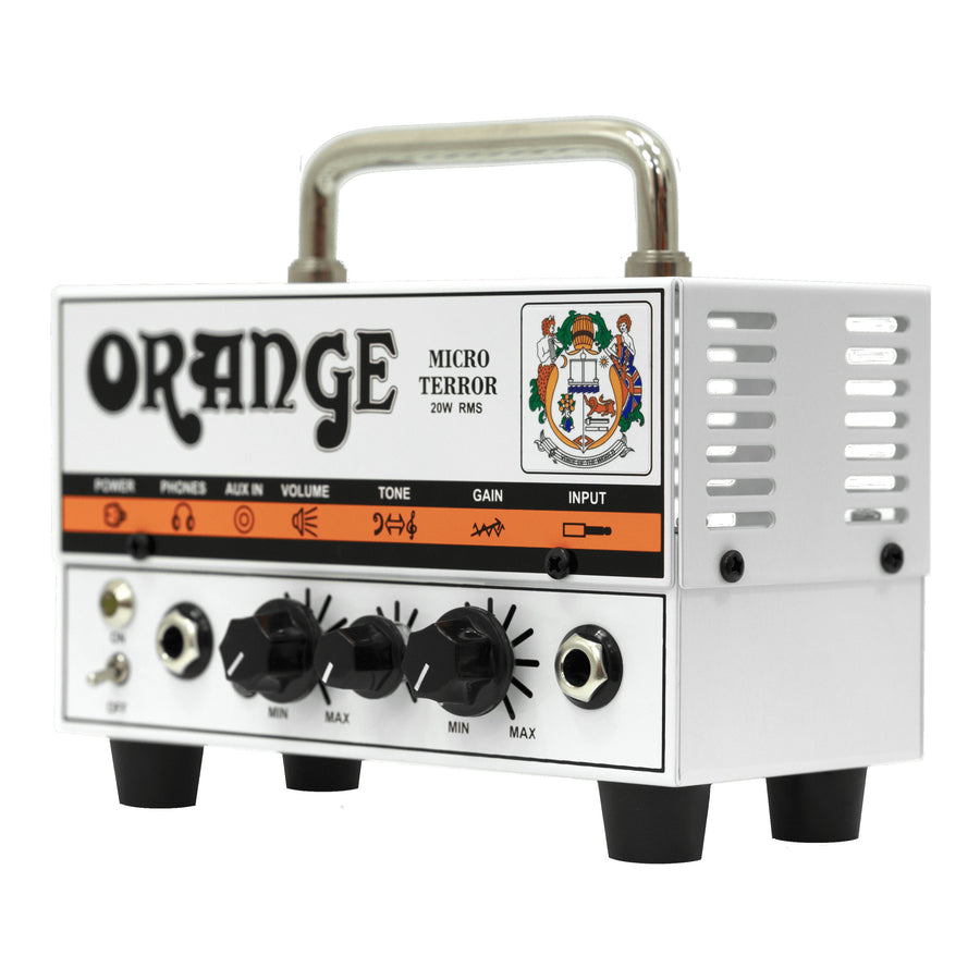 Orange Micro Terror 20 Watt Hybrid Guitar Amp Head